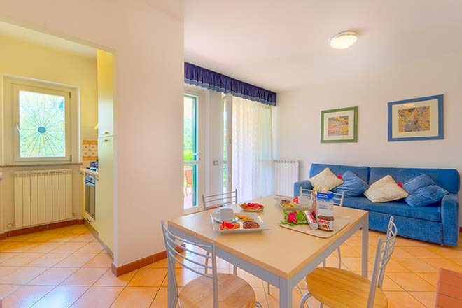 Appartamenti vacanze conero for Foto di appartamenti arredati