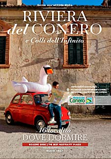 Hotel guide in the Conero