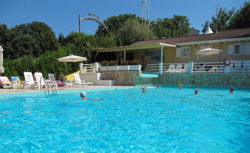 Camping village green garden for Campeggio green garden