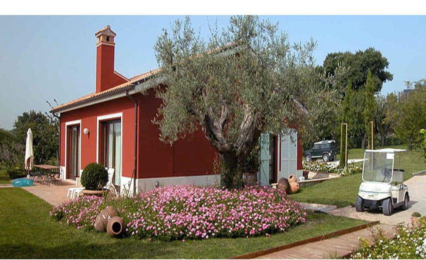 Hotel Sirolo Conero Hotel Borgo Rosso Country House