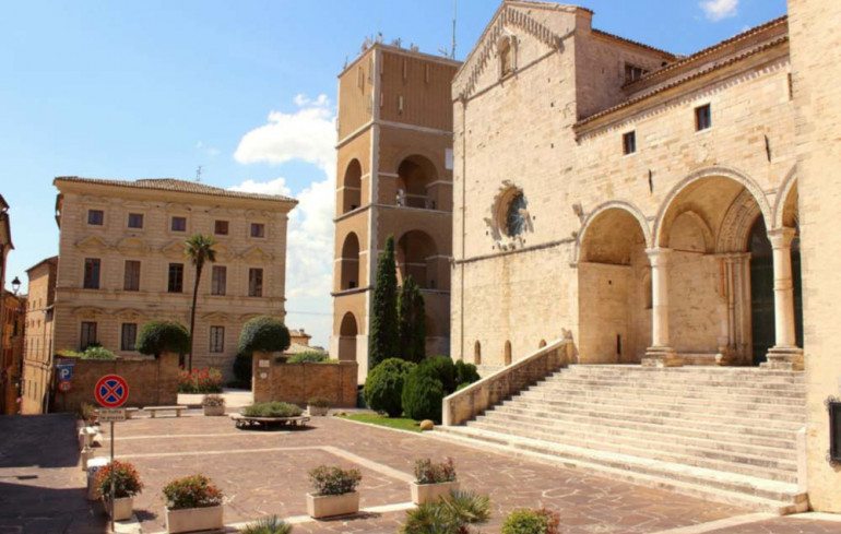 """San Leopardo"" Cathedral in Osimo"