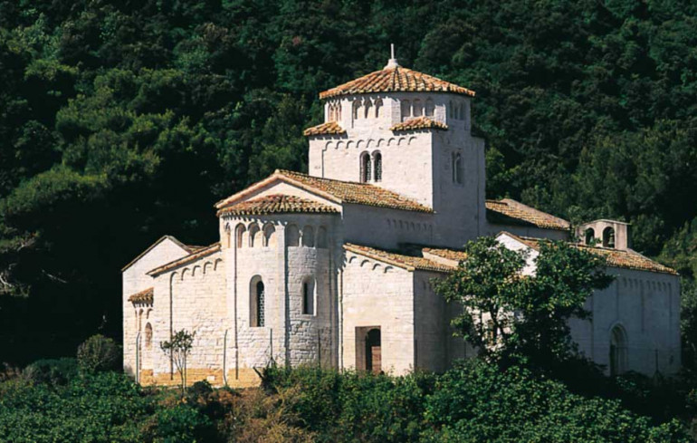 """Santa Maria di Portonovo"" Church"