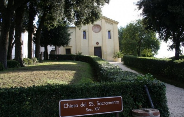 Church Of Ss. Sacramento