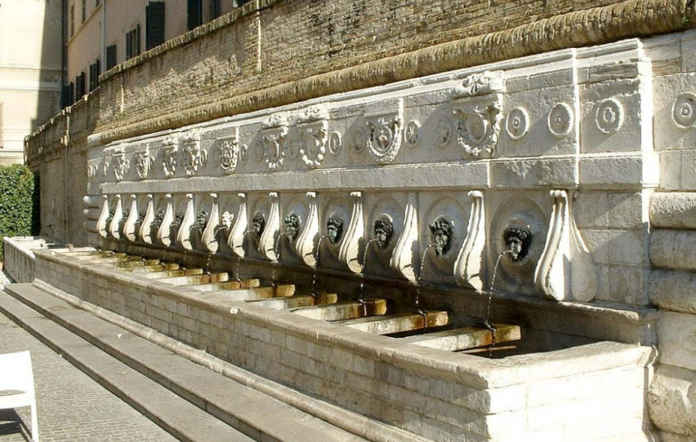 Calamo Fountain