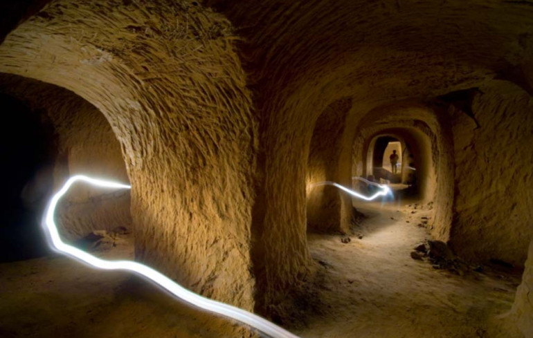 The Underground Caves in Osimo