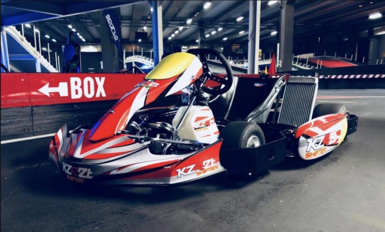 PGKart Indoor asd
