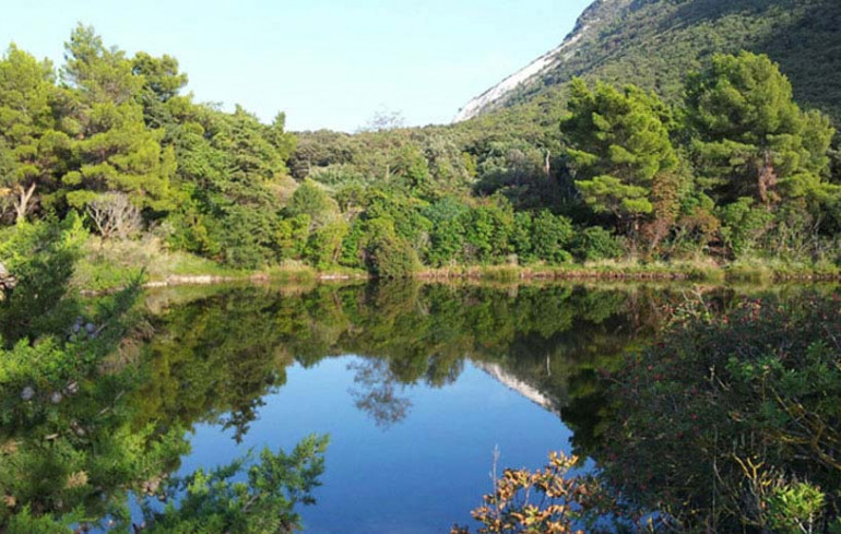 Lakes of portonovo