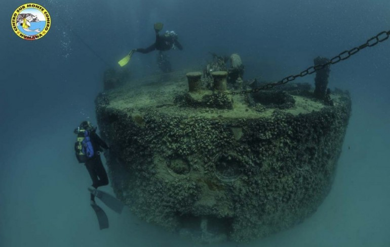 The Wreck Of Conero