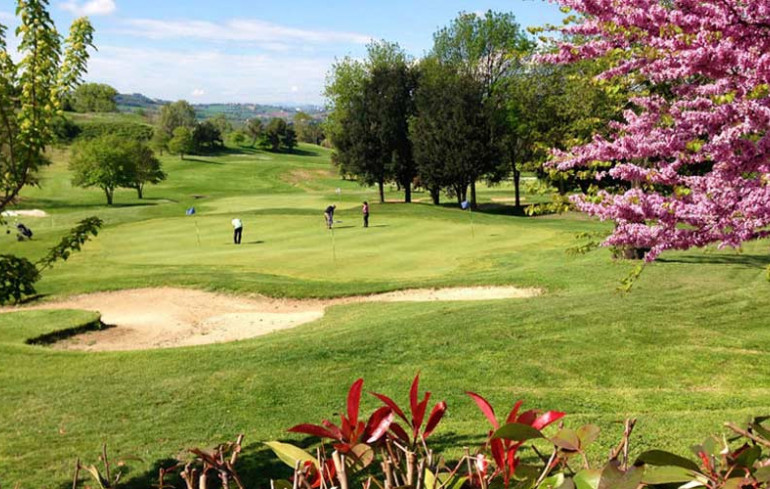 The Conero Golf Club in Sirolo