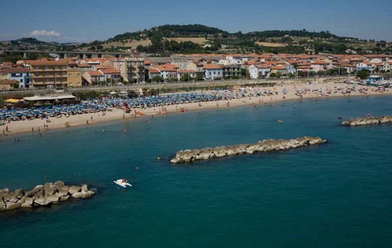 The Beaches of Porto Potenza