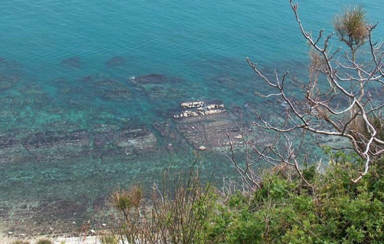 Spiaggia Del Trave Mezzavalle Conero Riviera Del Conero